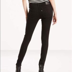 Levi's Mid Rise Skinny Jeans, size 8